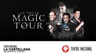 LAS VEGAS MAGIC TOUR EN BOGOTA 2017
