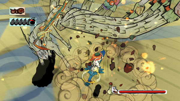 Okami HD PC Free Download Screenshot 2