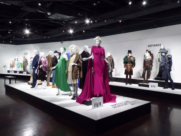 FIDM Museum 2016 TV costume exhibit