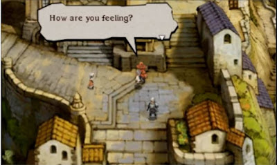 Bravely Default for the sequel Screenshot 1