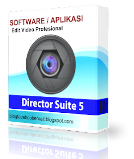 Aplikasi edit video profesional terbaik dunia director suite 5