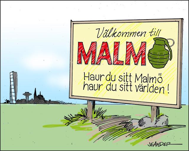 Kriminaliteten i Malmö