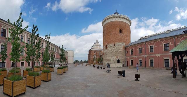 castillo lublin torre homenaje