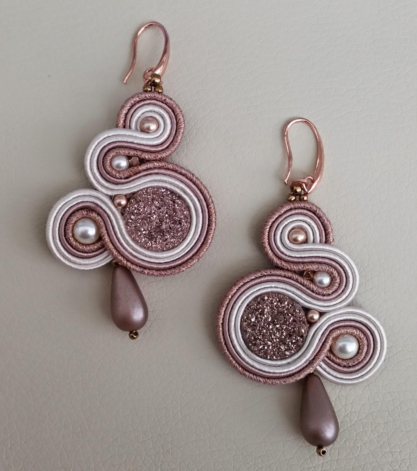 Los Angeles a disposizione maggiore sconto di vendita i bijoux di rosestorm...hand made with love: orecchini ...