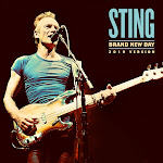 Sting - Brand New Day (2019 Version) - Single Cover