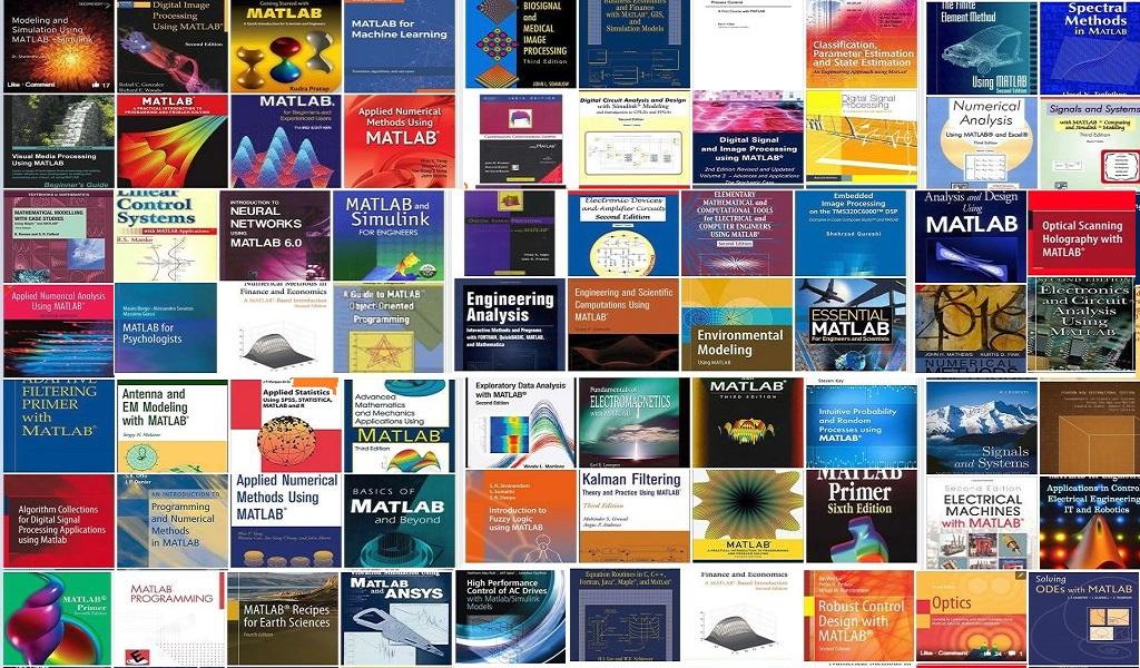 Books - MATLAB Programming