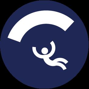 Icon Logo Paragliding Asian Games 2018
