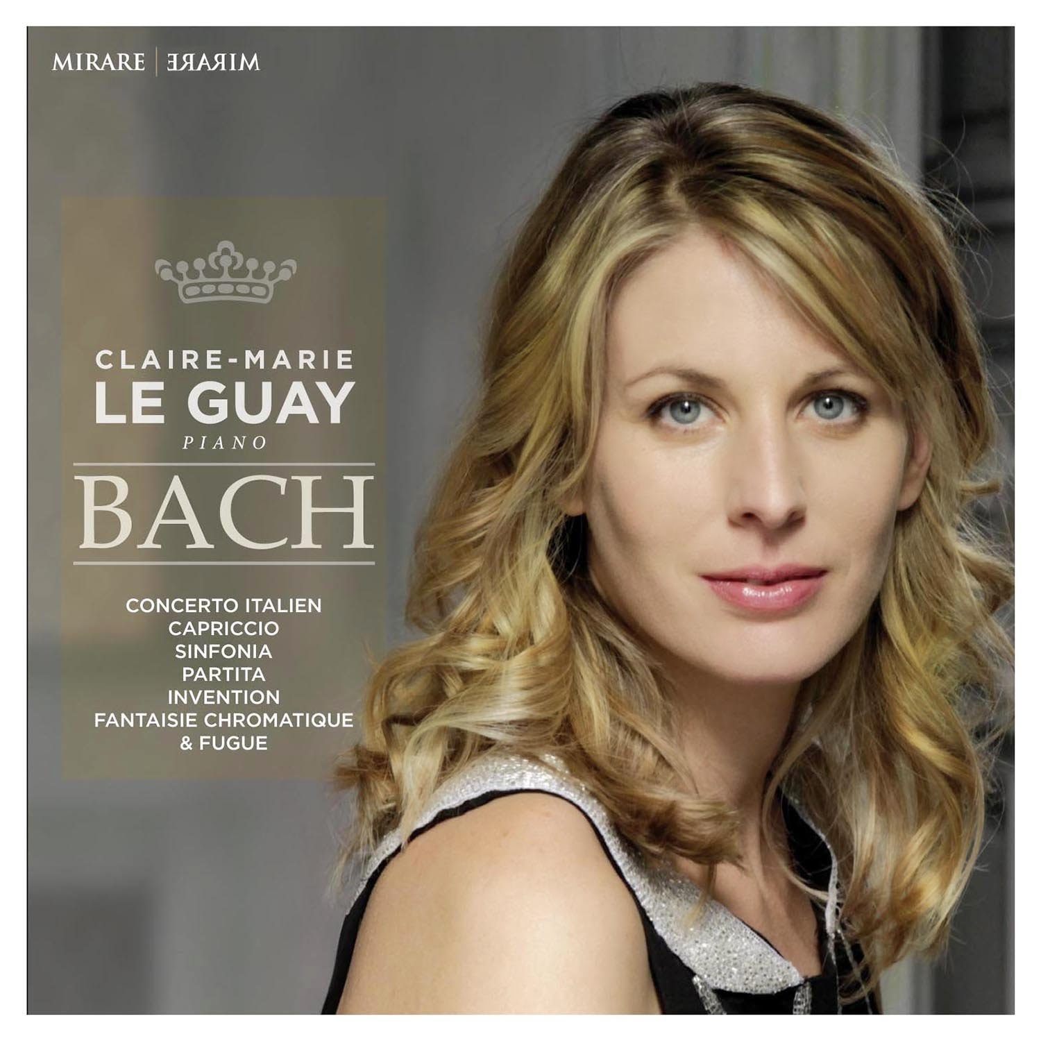 Andrea Schäfer Cobra 11 music is the key: claire-marie le guay bach