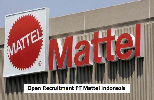 PT Mattel Indonesia Buka Lowongan Kerja Bagian Operator Produksi (Lulusan SMA/SMK/Setara)