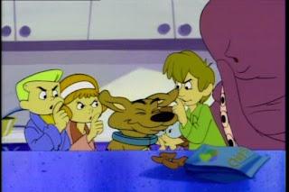 O Pequeno Scooby-Doo