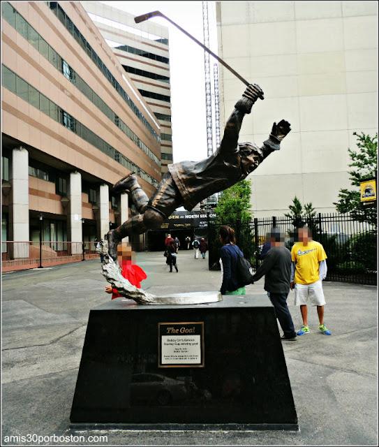 The Goal TD Garden