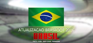 atualização brasfoot 2016