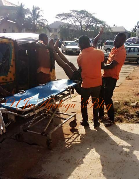 Female teacher beaten to death for flogging a 14-year-old student in Anambra State (photos)