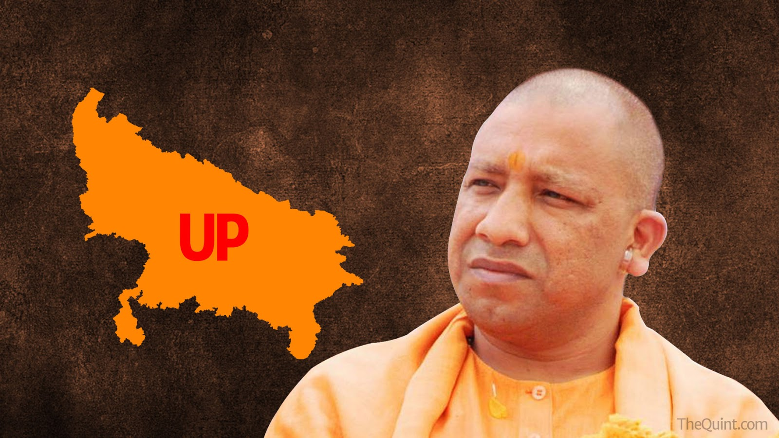 How Yogi Adityanath Has Gone From Being Head Priest In Gorakhpur To Becoming UP's CM