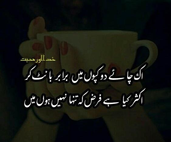 Dukhi Shayari Sher O Urdu