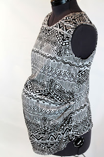 maternity tank top pattern