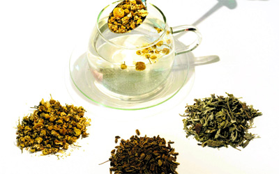 علاج الافرازات المهبلية بالأعشاب