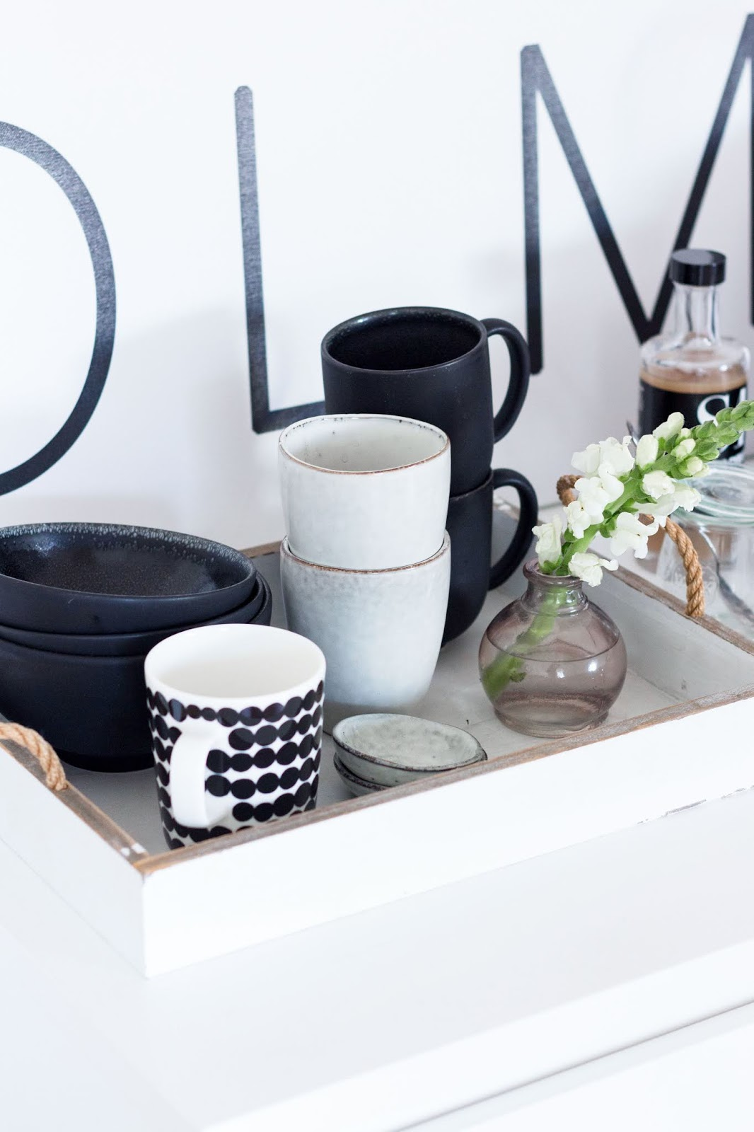 Interior | Die neue Kaffeeecke im Wohnbereich | www.sparklyinpsiration.com