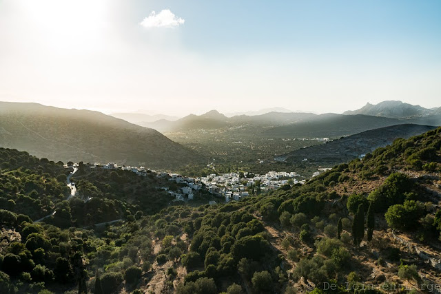 Vallée de la Traghea-Naxos-Cyclades