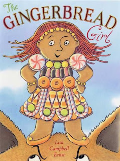Cover Image of The Gingerbread Girl Book
