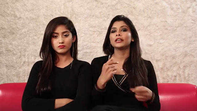 অভিনেত্রী সাফা ও টয়া কতটা 'ক্ষেত'! (ভিডিও)