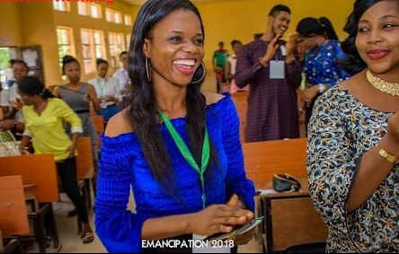 Youngest Female Lecturer In UNIZIK Wins N45million