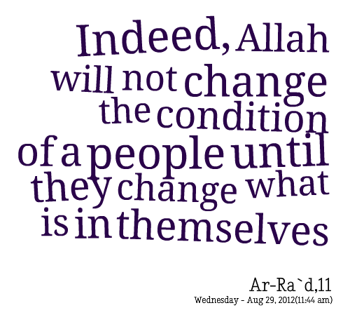 Indeed : Allah Quotes