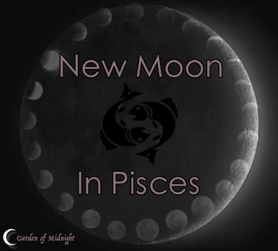 luna nuova pesci fasi lunari marzo