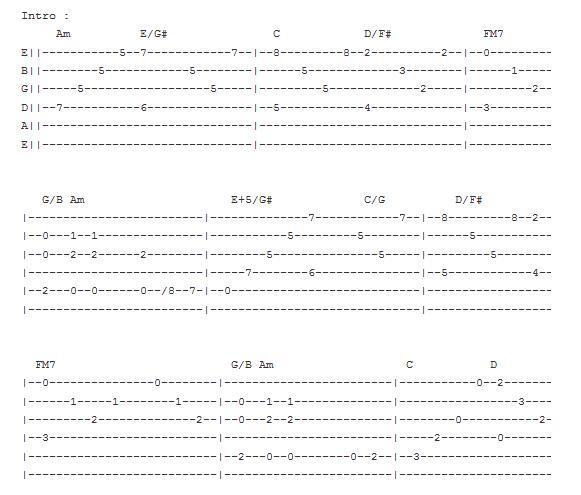Guitar guitar tablature for stairway to heaven : Guitar : guitar tablature for stairway to heaven Guitar Tablature ...