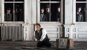 Donizetti: Lucia di Lammermoor - Lester Lynch - English National Opera (Photo John Snelling)