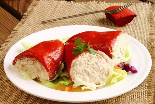 Recipes Stuffed Vegetables