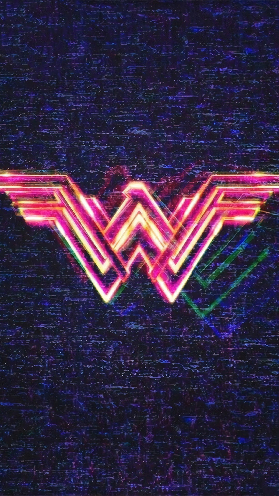 Wonder Woman 1984 Logo 4k Wallpaper 9