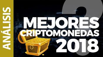 Las mejores criptomonedas del 2018