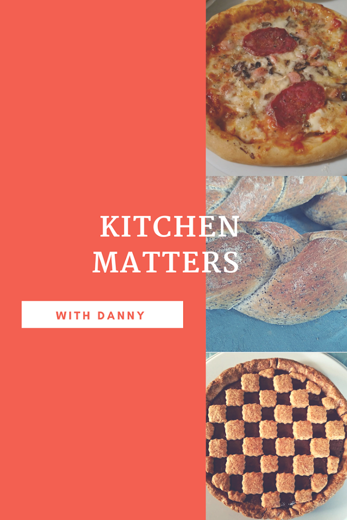 KITCHEN MATTERS WITH DANNY