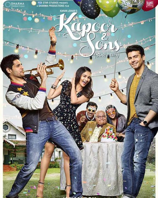 Kapoor and Sons, Kapoor and Sons Movie, Kapoor and Sons Poster , Kapoor and Sons Pics , Kapoor and Sons Images , Kapoor and Sons Wallpapers