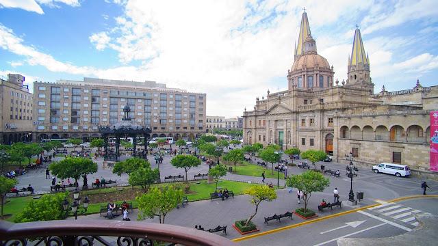 Aluguel de carro em Guadalajara