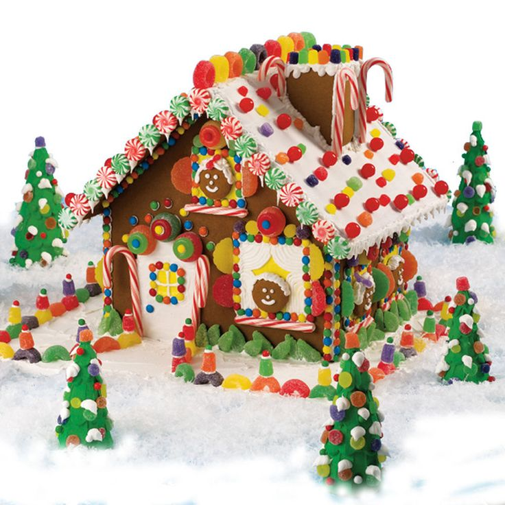 Christmas Gingerbread House Decorations.Suzy Homefaker Gingerbread House Decorating Ideas