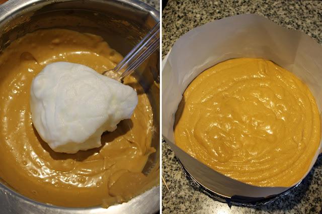 receta cheesecake souffle dulce de leche