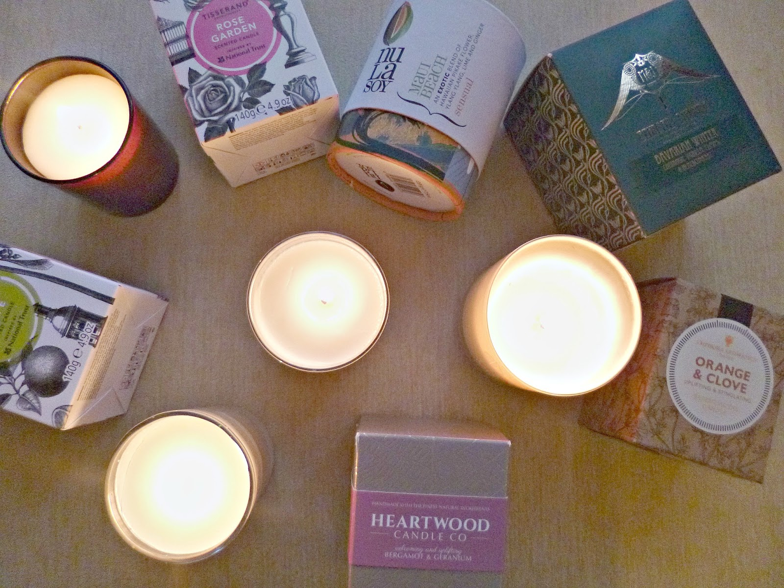 Gift Idea: Candles and wax melts