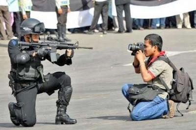 صور للشرطة حول العالم