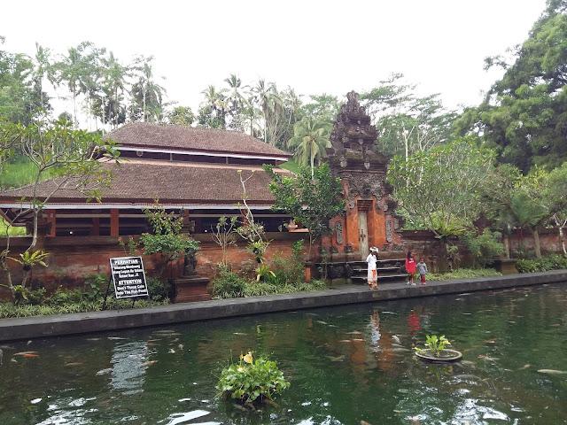 Что посмотреть на Бали. .Храм Бали