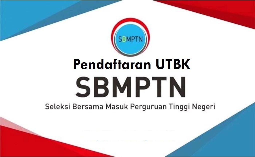 Pendaftaran UTBK SBMPTN 2019