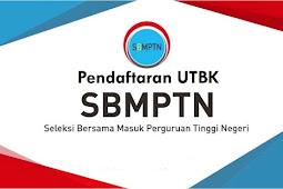Info Pendaftaran UTBK SBMPTN 2019 Dibuka. Simak Cara Daftar dan Data Yang Dibutuhkan!