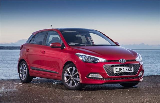 En Ucuz Sıfır Otomatik Vites Arabalar (Hyundai i20)