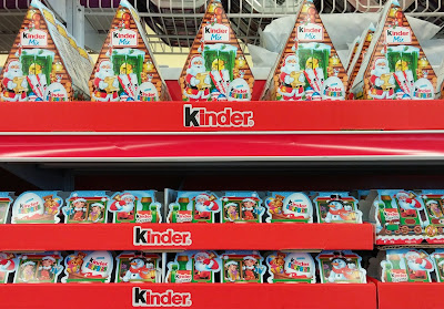 KINDER® Surprise Mix, Kinder Express