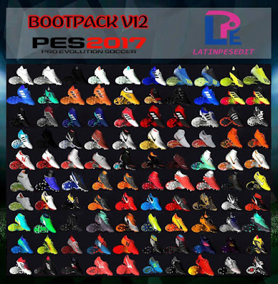 PES 2017 Bootpack Update v12 by LPE09
