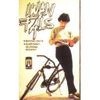 Iwan Fals - Ku Menanti Seorang Kekasih ( Karaoke )