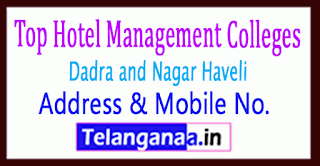 Top Hotel Management Colleges in Dadra and Nagar Haveli