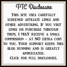 FTC Disclosure: This site has affiliate links to various companies and products. If you use a link to purchase, I MAY receive a portion of the sale at no extra cost to you. I thank you for your support. Click for full disclosure statement.