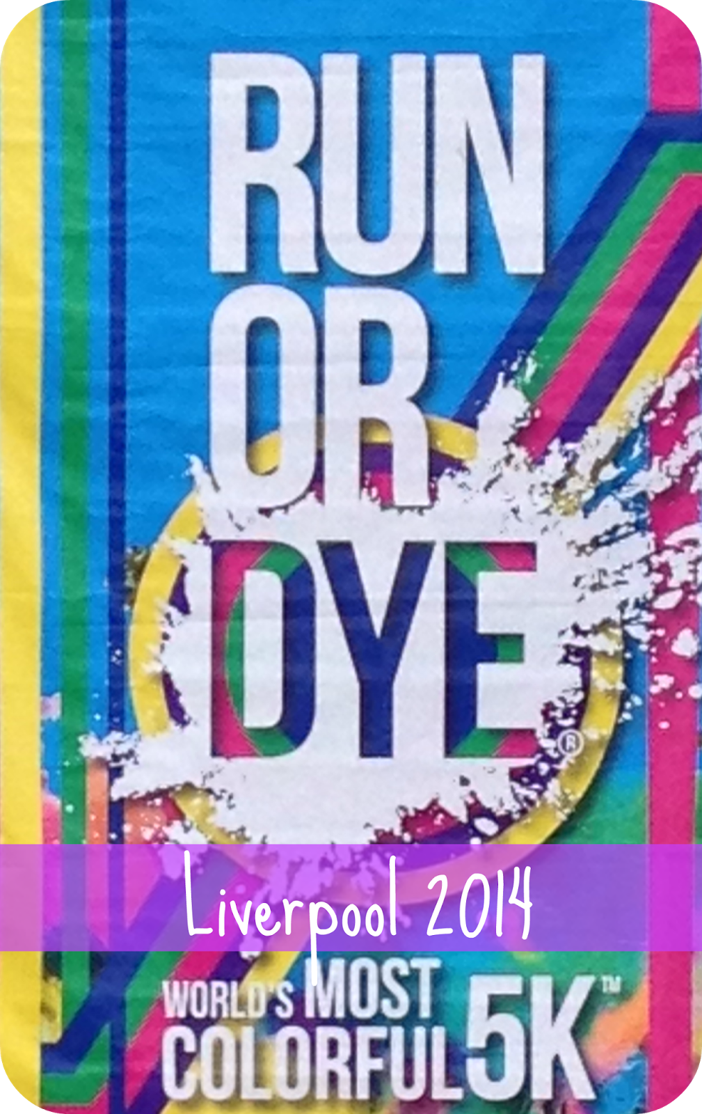 run or dye uk